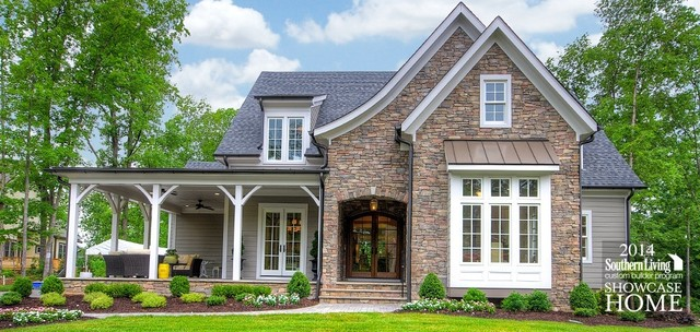 Elberton Way - Traditional - Exterior - Other - by Highlands ...