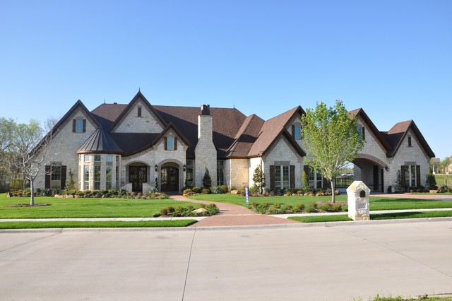 Elevation of Dave's House eclectic-exterior