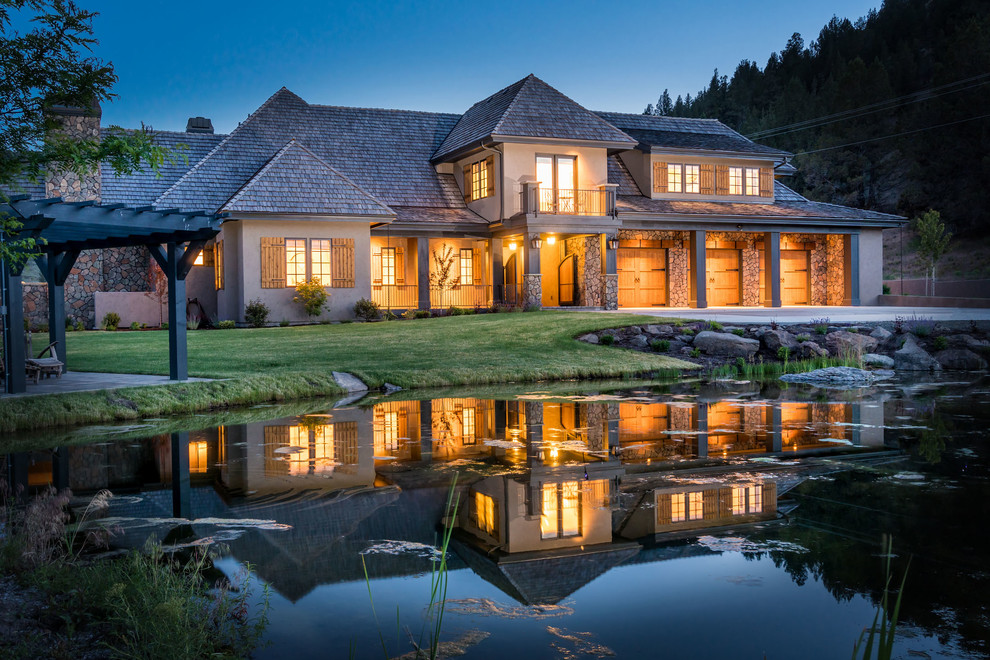 Elk Country Estate_French Country_Old World Style