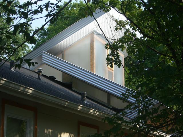 Elkins Studio modern-exterior