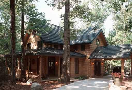 Ellijay Buckhead Lodge Traditional Exterior Atlanta