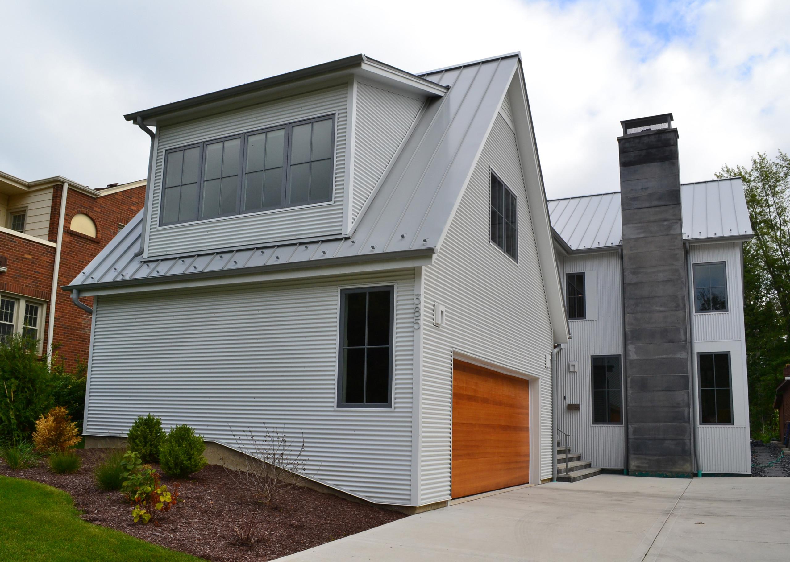 Elmhurst - New Residence