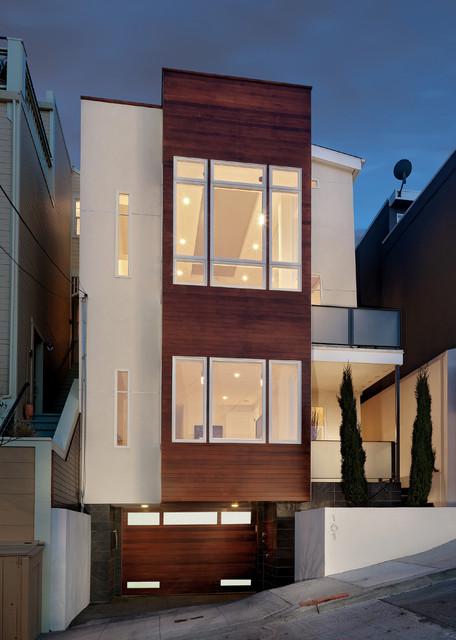 Elsie Street contemporary-exterior