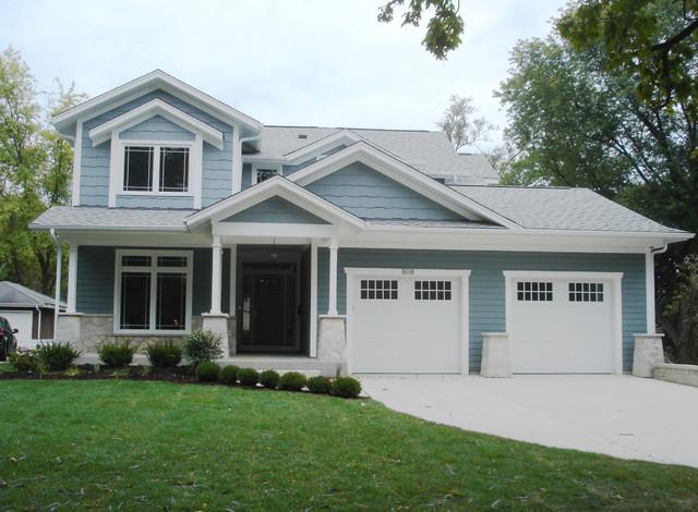 Emerald Home traditional-exterior