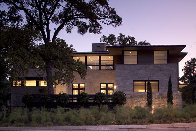 Enfield Residence contemporary-exterior