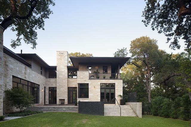 Enfield Residence contemporary-exterior