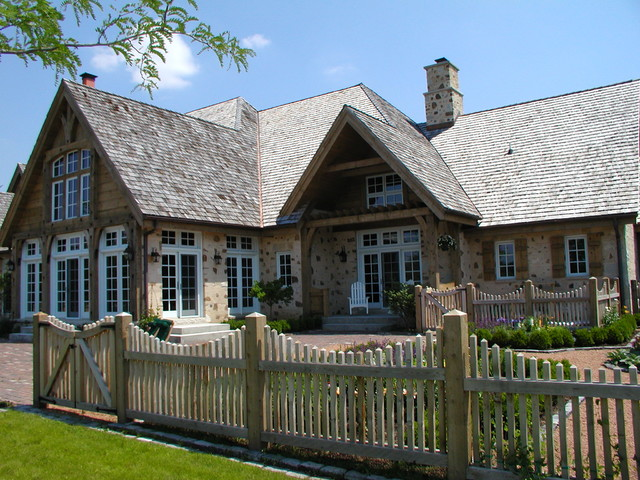 English cottage traditional exterior milwaukee by architectural homes by anders inc - English style house plans tradition and functionality ...