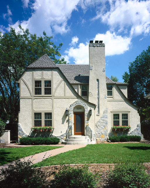 english tudor exterior traditional exterior minneapolis by