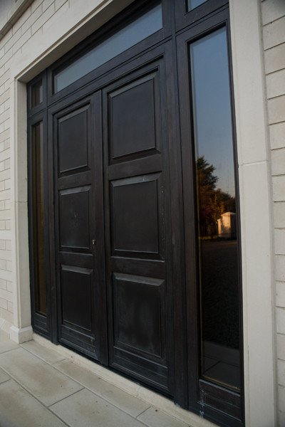 Entry Doors traditional-exterior