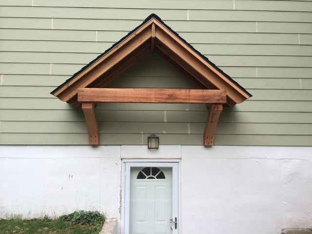 Entry roof craftsman exterior kansas city by Craftsman roofing