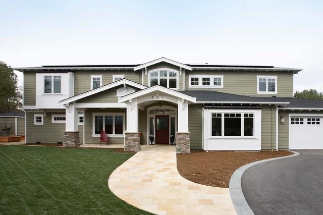Envision Interiors traditional-exterior