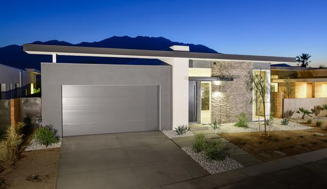 Escena Homes I3 Model Palm Springs Ca Modern