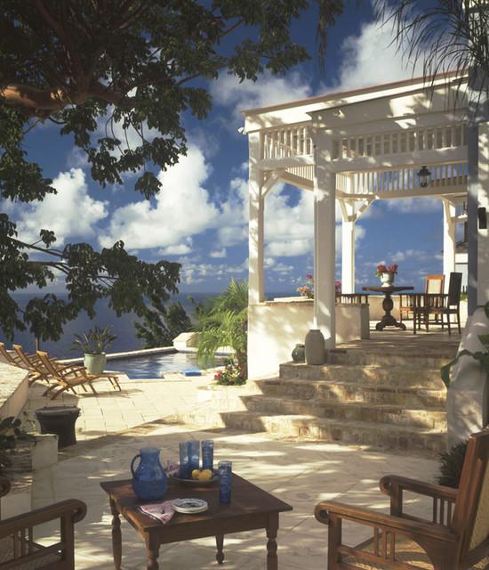 Estate Clairmont, St. Croix tropical-exterior