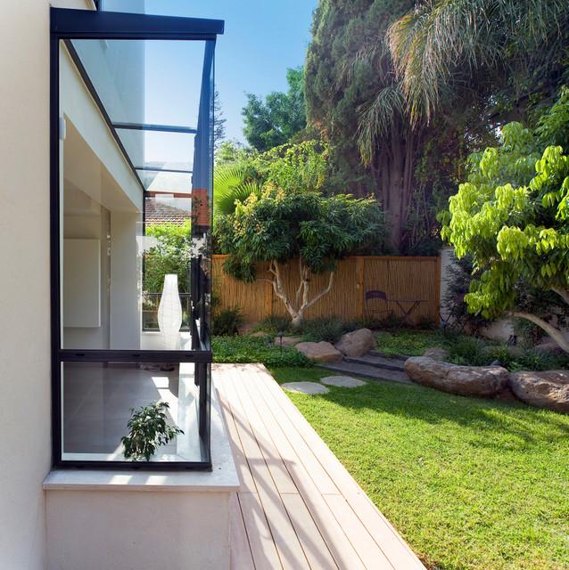 ETHAN CARMEL ARCHITECTS contemporary-exterior