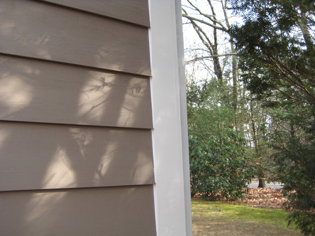 Everlast Composite Siding Traditional Exterior Other Metro By United Home Experts