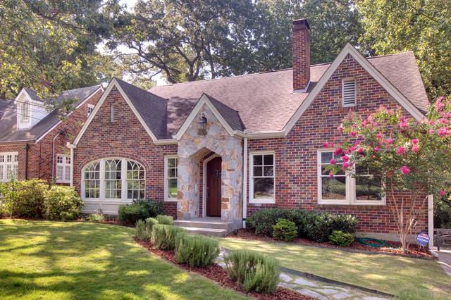 Ew Renovation Traditional Exterior Atlanta By