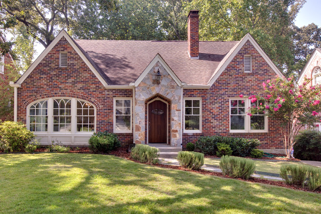 Ew Renovation Traditional Exterior Atlanta By