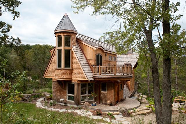 exterior & interior remodel eclectic-exterior