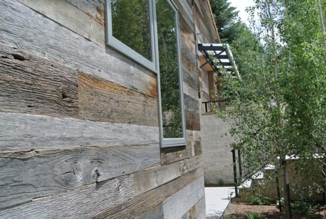 Exterior Barn Wood Siding Farmhouse