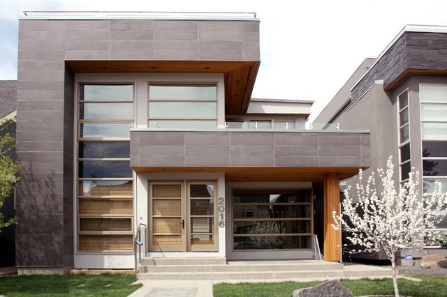 Contemporary Building Cladding : Exterior cladding