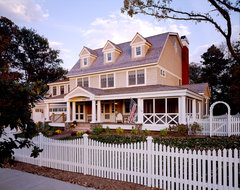 Exterior - Classic American Dutch Colonial traditional-exterior