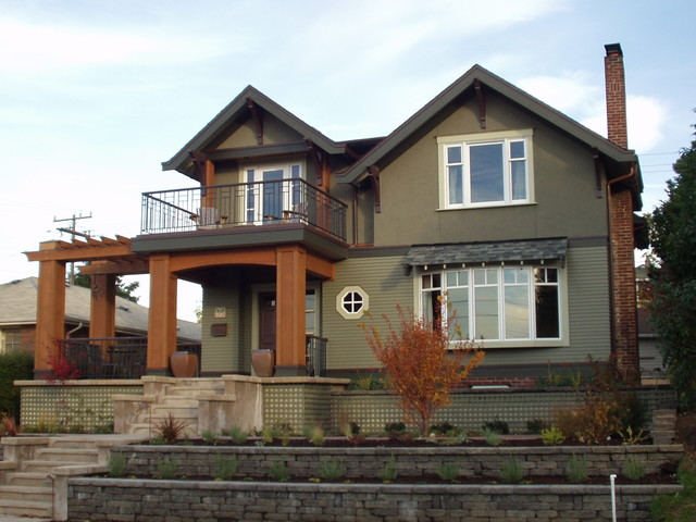 Exterior Color Consultation craftsman-exterior