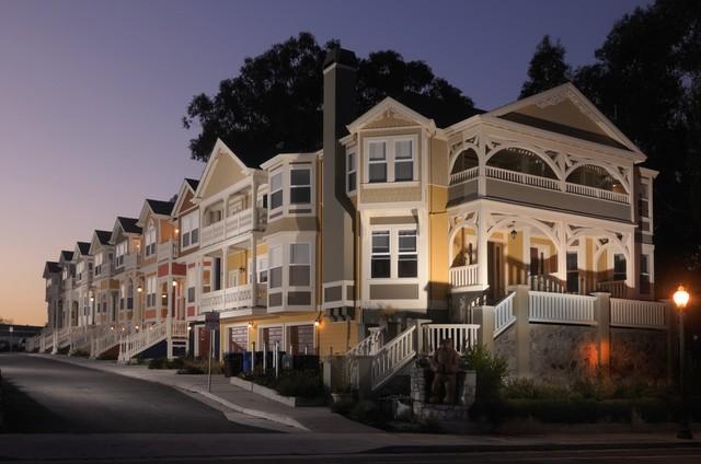 Exterior Color Consultation/ SF traditional-exterior
