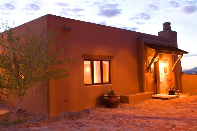 Exterior - Desert Living southwestern-exterior