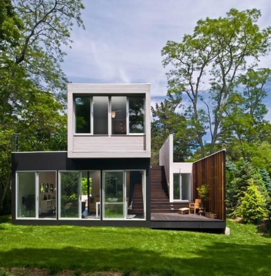 exterior design modern-exterior