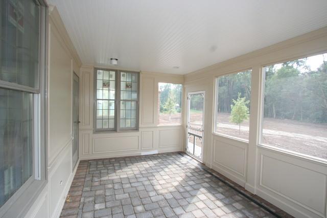 Exterior designs for American exterior design