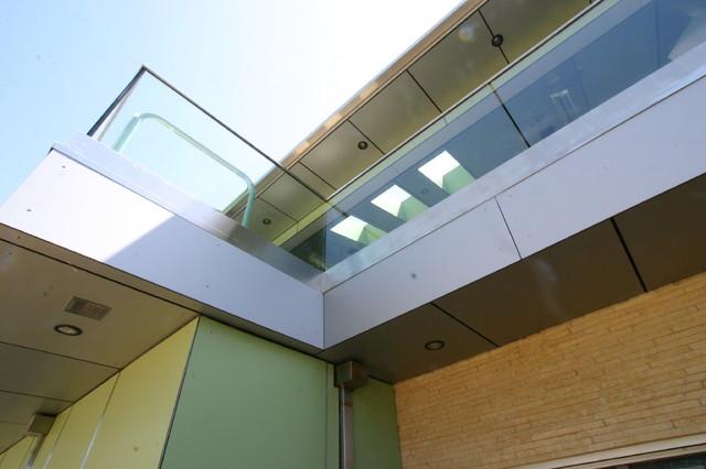 Exterior Detail contemporary-exterior