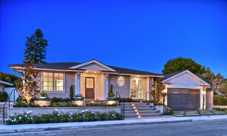 Exterior Beach Style Exterior Orange County By