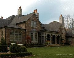 exterior details traditional-exterior