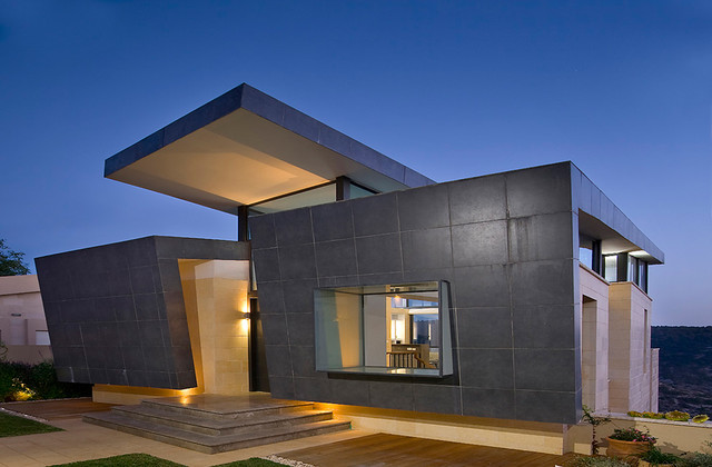 exterior - Contemporary - Exterior - Other - by Elad Gonen