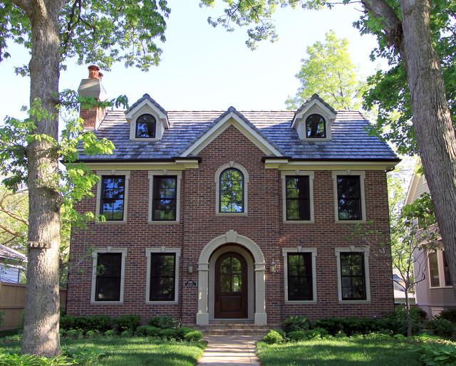 Exterior Facade traditional-exterior