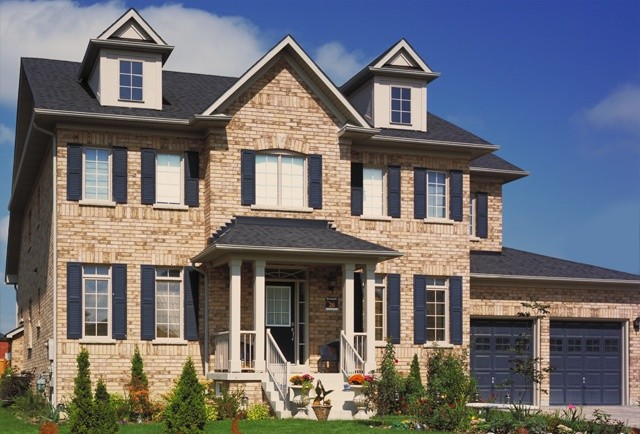 Exterior finishes traditional exterior ottawa by for Exterior by design ottawa