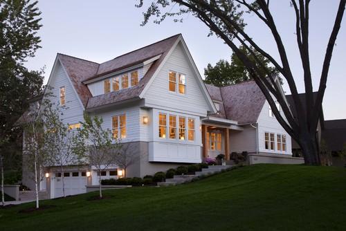 Exterior- Front contemporary exterior