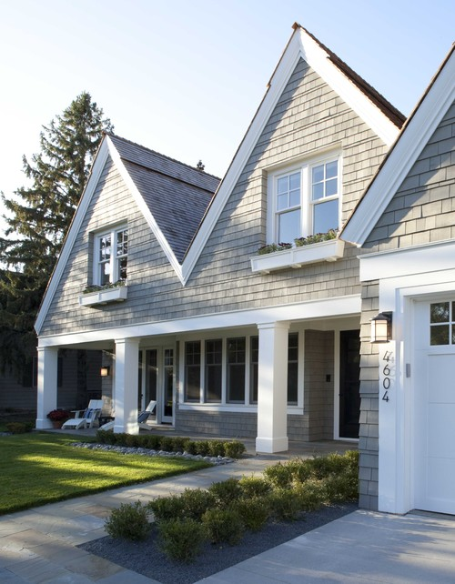 White Cedar Shingles A Great Siding Choice By Homecentrl