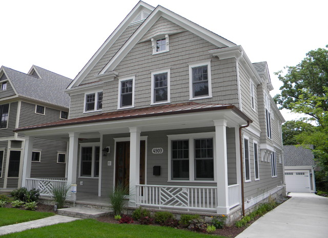 Front Elevation Traditional : Exterior front elevations