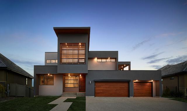 exterior contemporary exterior edmonton habitat studio