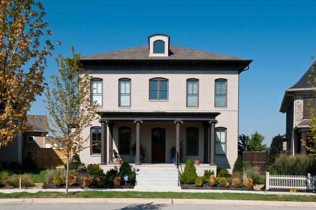Exterior Homes traditional-exterior
