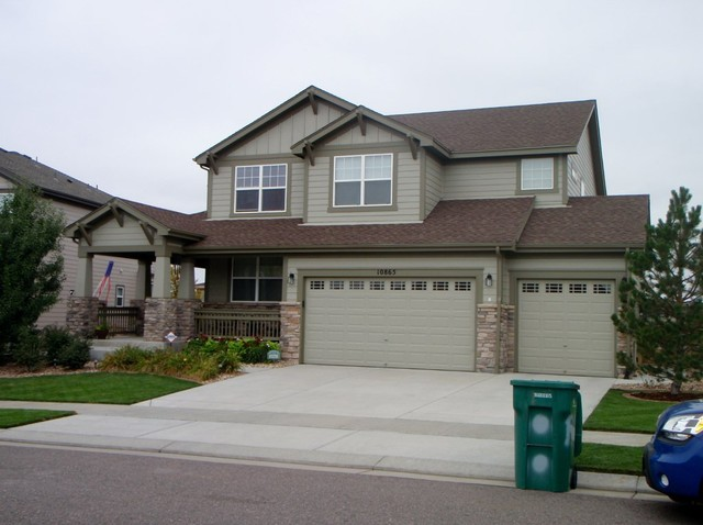 Exterior House Painting Project Commerce City Co Exterior Denver By Certapro Painters