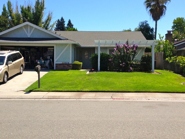 Exterior house painting projects in sacramento for 701 salon sacramento