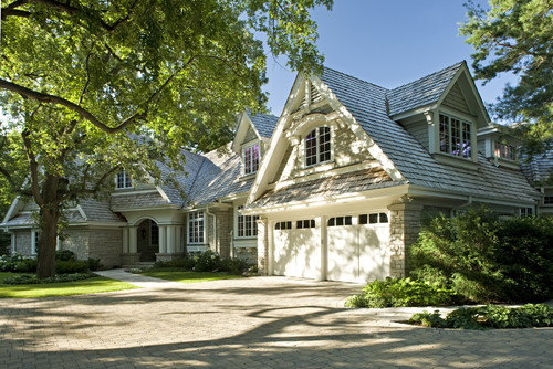 Roofing styles trends and history for Cape cod house exterior design