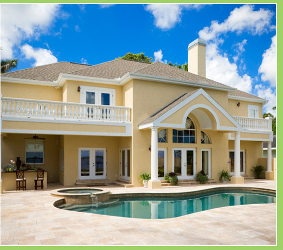 Kitchen remodel projects traditional kitchen tampa by kitchen - Exterior Kitchen Pool Deck Traditional Exterior