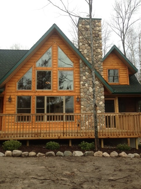 Preferred Log Cabin Color Ux55 Roccommunity