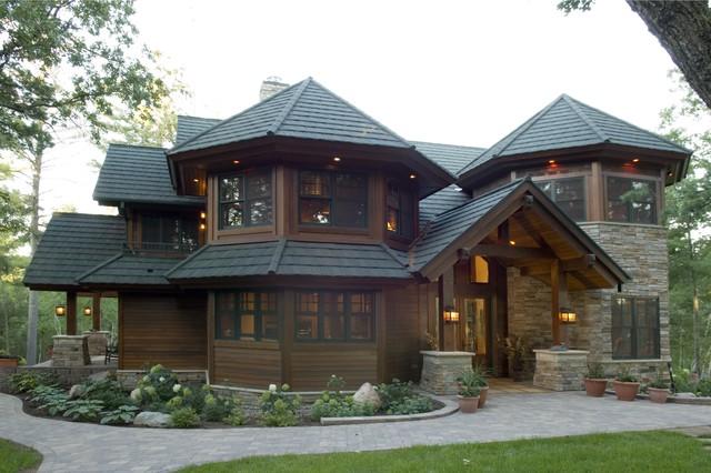 Exterior rustic-exterior