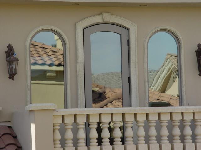 Exterior molding trim enhance doors and windows for Exterior window design molding