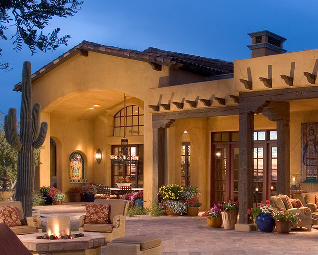 mobile home ceiling remodel ideas - Exterior Southwestern Exterior phoenix by Mooney