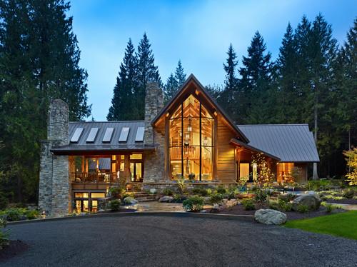 Custom home design from Scott Hommas